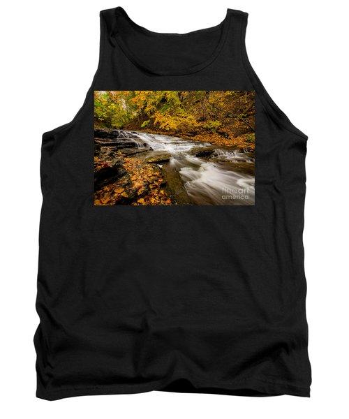 Cascadilla Gorge Trail Tank Top