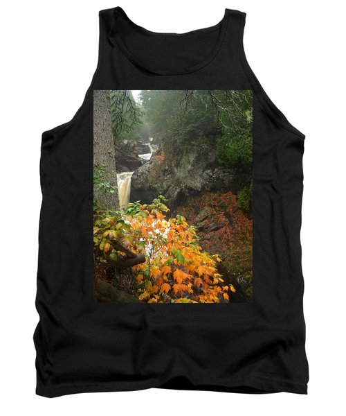 Tank Top featuring the photograph Cascading Steps by James Peterson