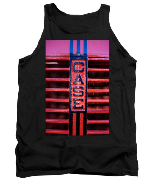 Case Tank Top by Eric Tressler