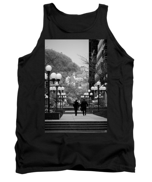 Castle On A Hill Tank Top