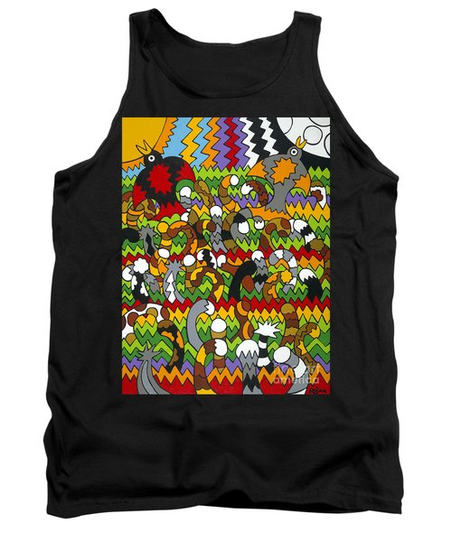 Catnip Tank Top