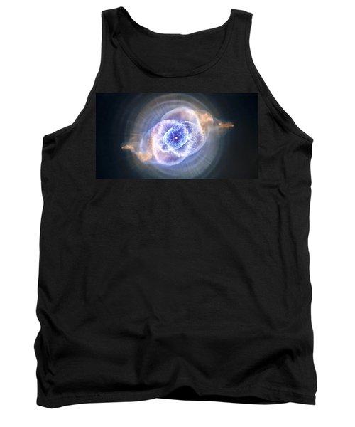 Cat's Eye Nebula Tank Top