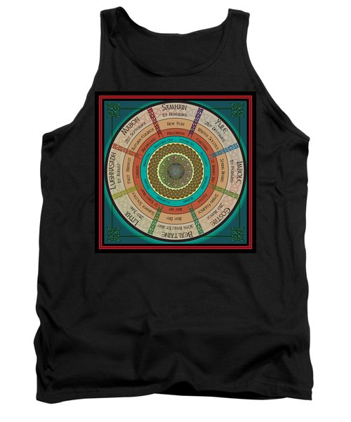 Celtic Festivals Tank Top