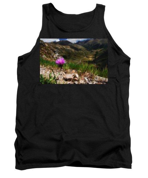 Centaurea Tank Top