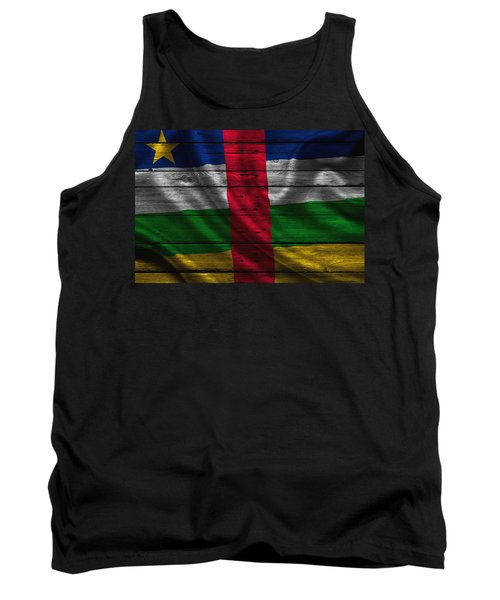 Central Africa Tank Top