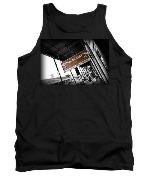 Central Grocery Tank Top