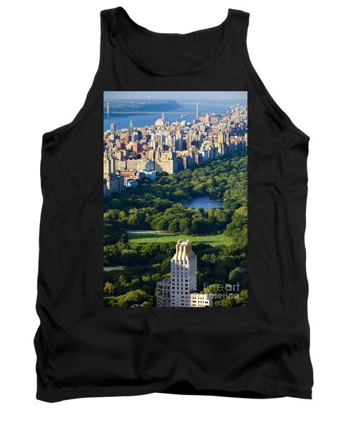 Central Park Tank Top by Brian Jannsen
