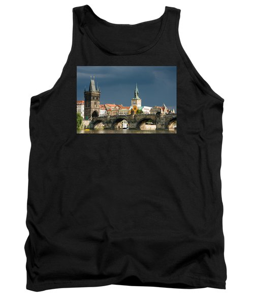 Charles Bridge Prague Tank Top