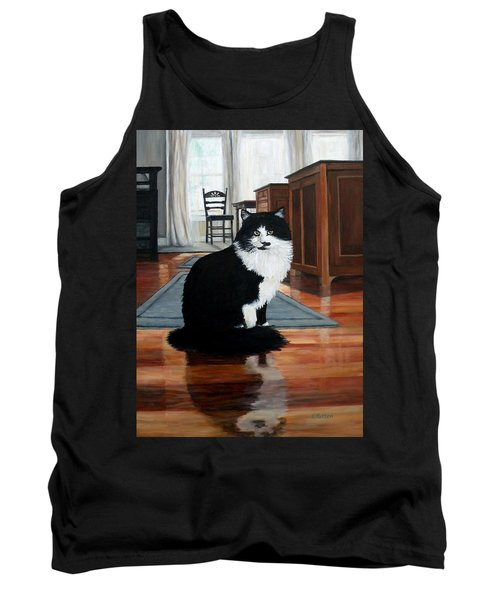 Charlie Tank Top by Eileen Patten Oliver