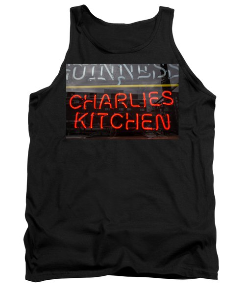 Charlies Kitchen Tank Top