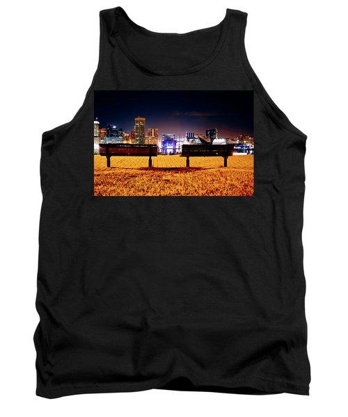 Charm City View Tank Top