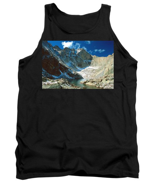 Chasm Lake Tank Top by Eric Glaser