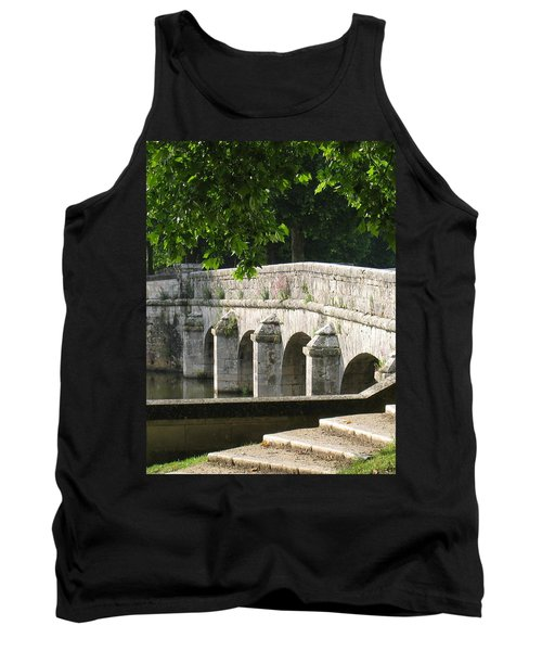 Chateau Chambord Bridge Tank Top