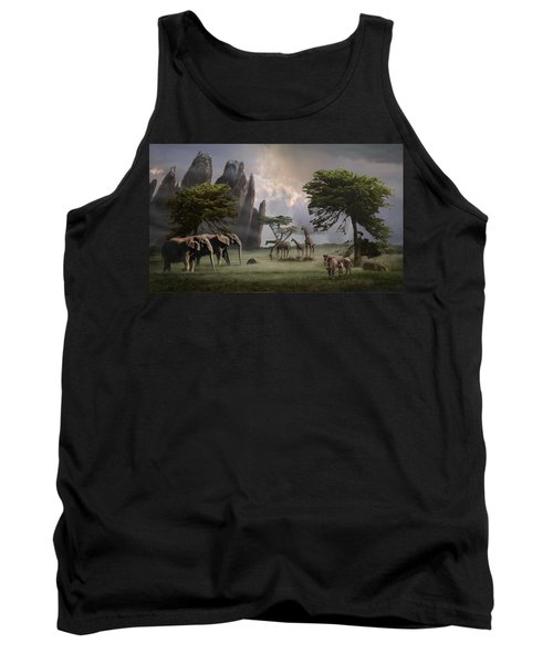 Cherish Our Earth's Creatures Tank Top