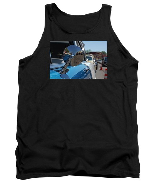 Chevy Mirror Tank Top