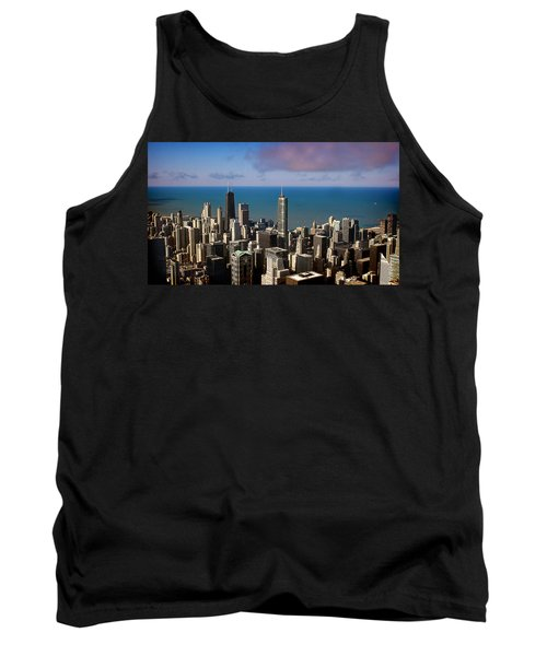 Chicago Before Sunset Tank Top