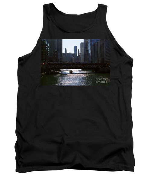 Chicago Morning Commute Tank Top