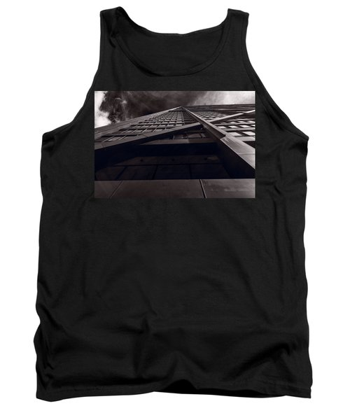 Chicago Structure Bw Tank Top