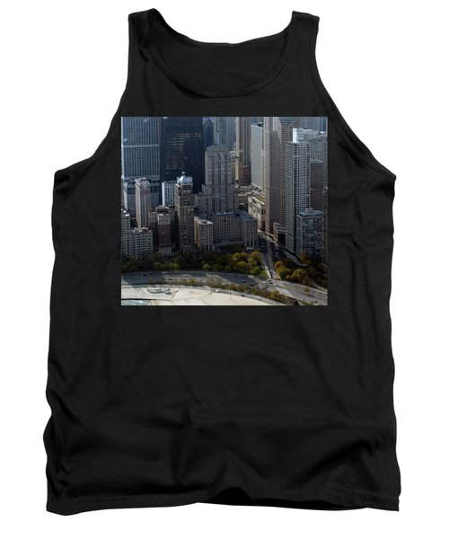 Chicago The Drake Tank Top by Thomas Woolworth