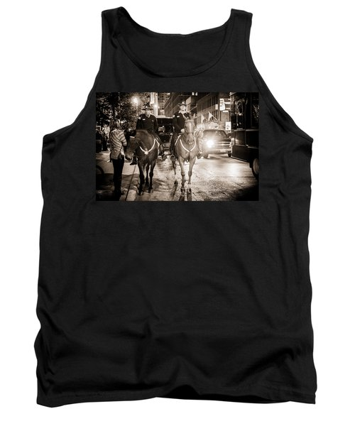 Chicago's Finest Tank Top by Melinda Ledsome
