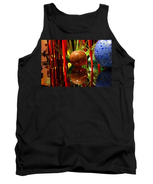 Chihuly-10 Tank Top by Dean Ferreira