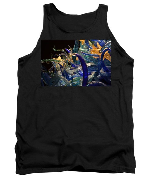 Chihuly-3 Tank Top by Dean Ferreira