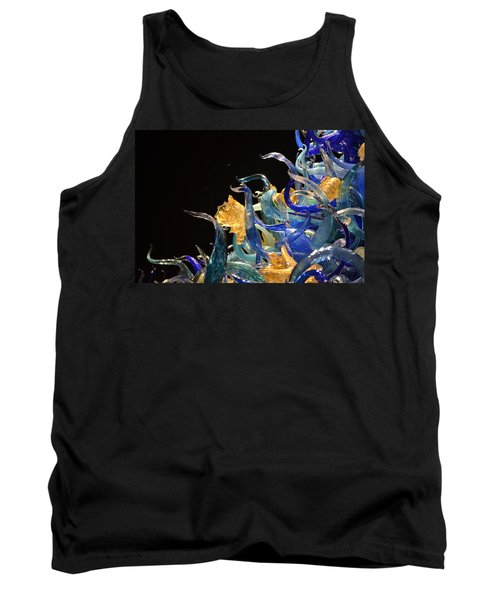 Chihuly-4 Tank Top by Dean Ferreira