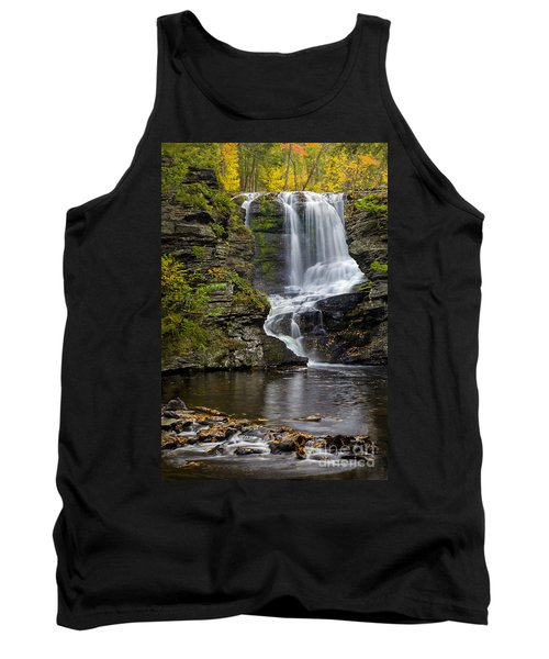 Childs Park Waterfall Tank Top