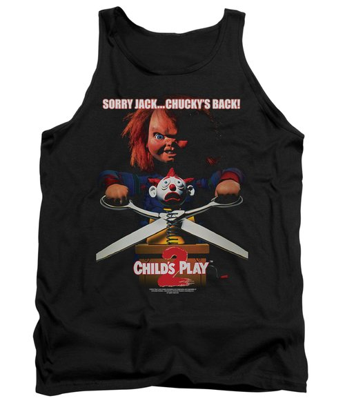 Childs Play 2 - Chuckys Back Tank Top