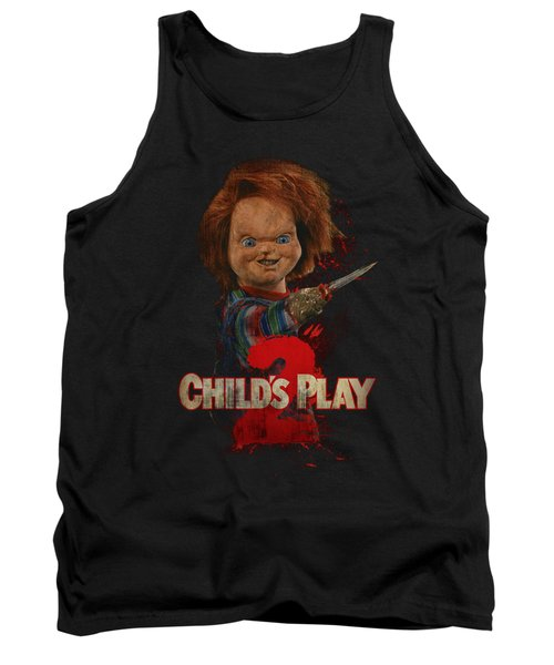 Childs Play 2 - Heres Chucky Tank Top