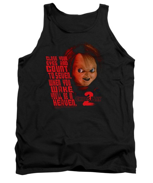 Childs Play 2 - In Heaven Tank Top