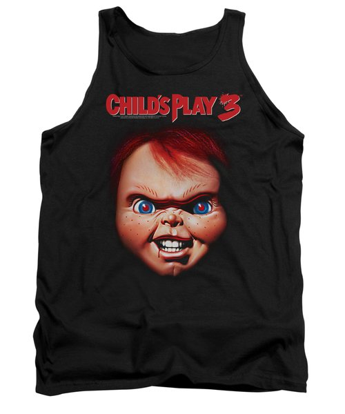 Childs Play 3 - Chucky Tank Top