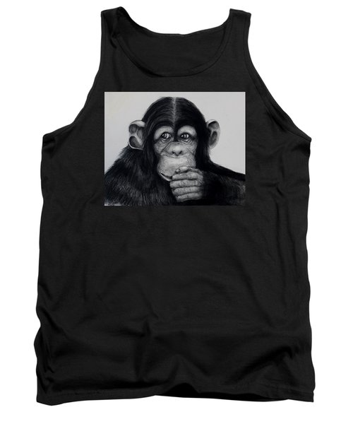 Chimp Tank Top