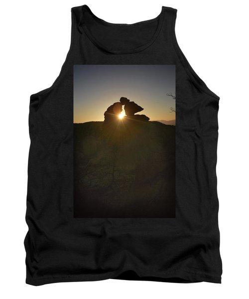 Chiricahua Sunset Tank Top
