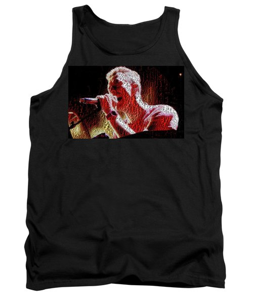 Chris Martin - Montage Tank Top