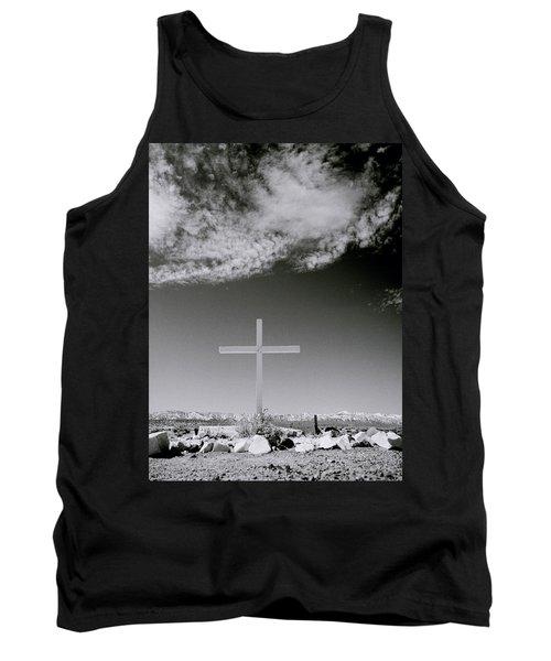 Christian Grave Tank Top by Shaun Higson