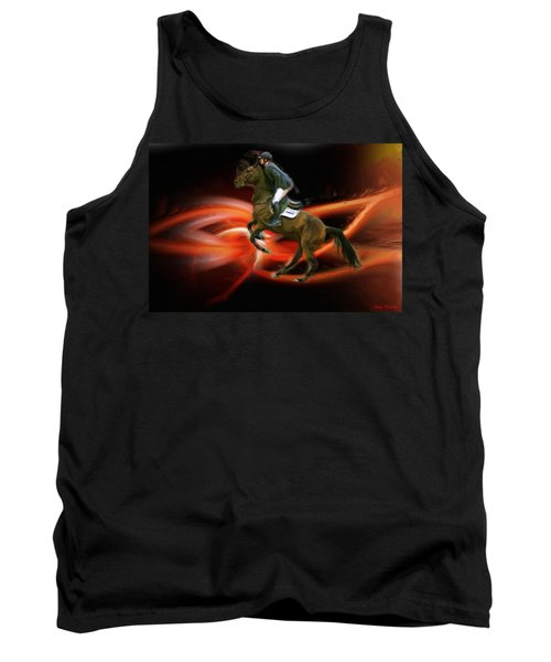 Christian Heineking On Horse Nkr Selena Tank Top