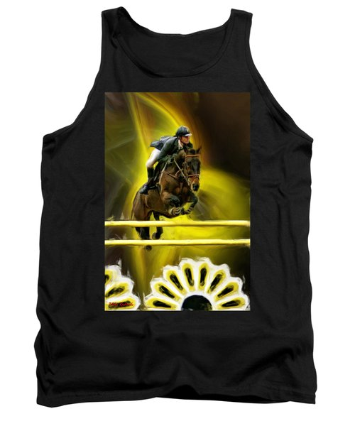 Christian Heineking On River Of Dreams Tank Top