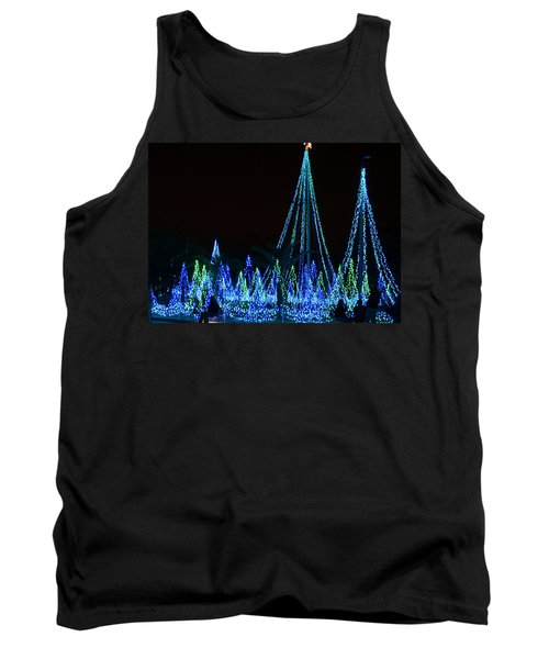Christmas Lights 1 Tank Top