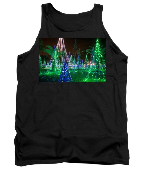 Christmas Lights 2 Tank Top