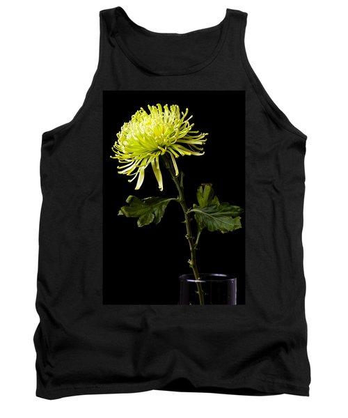 Tank Top featuring the photograph Chrysanthemum by Sennie Pierson