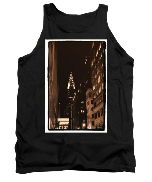 Chrysler Building Tank Top