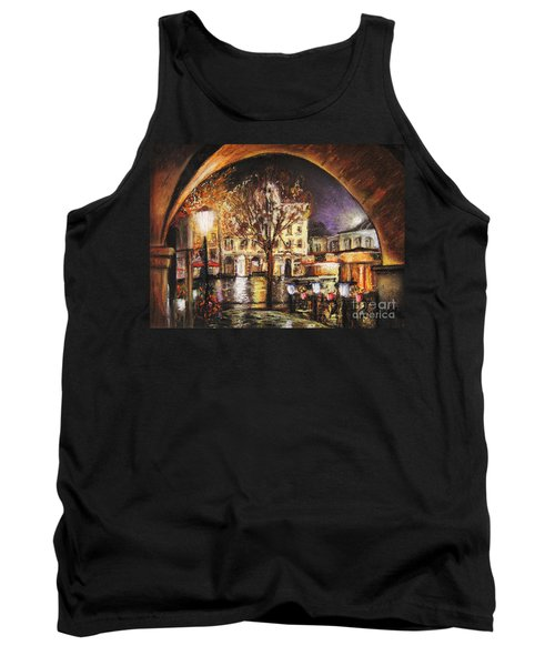 Cieszyn At Night Tank Top