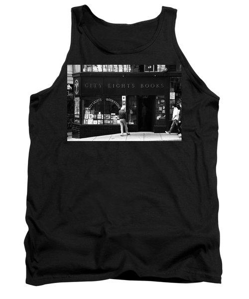 City Lights Bookstore - San Francisco Tank Top