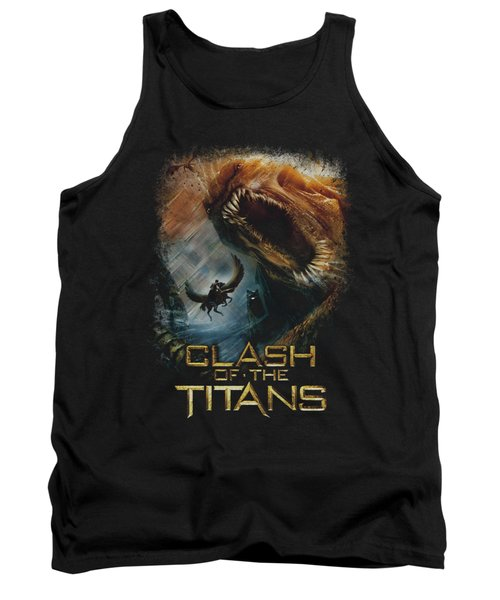Clash Of The Titans - Kraken Clash Tank Top