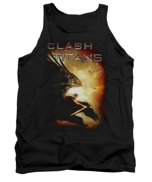 Clash Of The Titans - Pegasus Tank Top