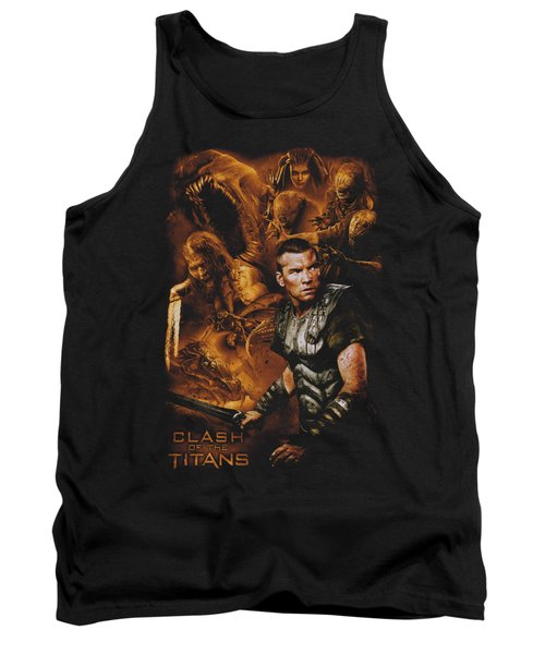 Clash Of The Titans - Villains Tank Top
