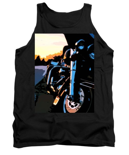 Classic Harley Tank Top
