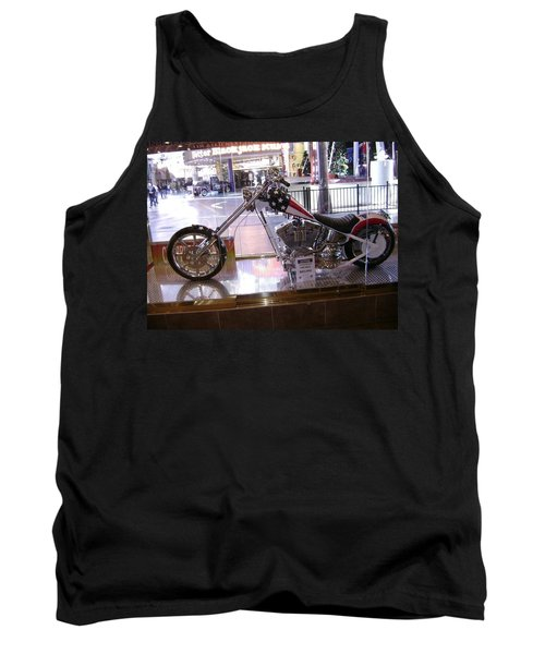 Classic Motorcycle Tank Top