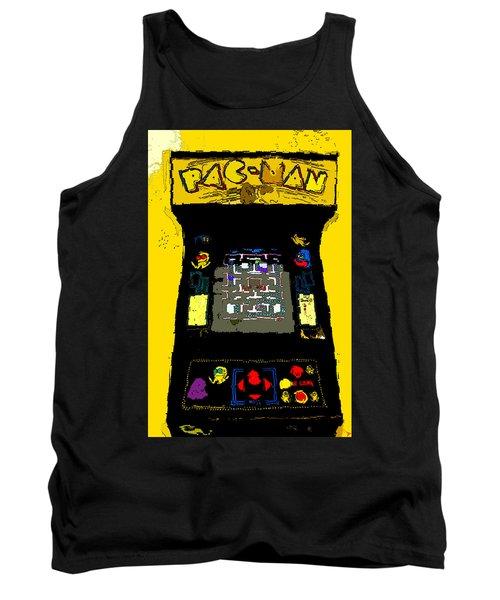 Classic Pacman Tank Top